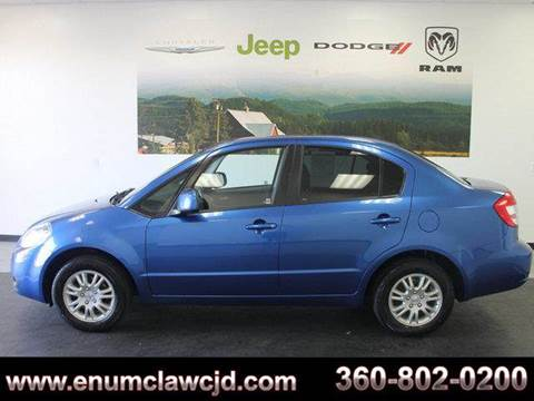 2013 Suzuki SX4 for sale in Enumclaw, WA