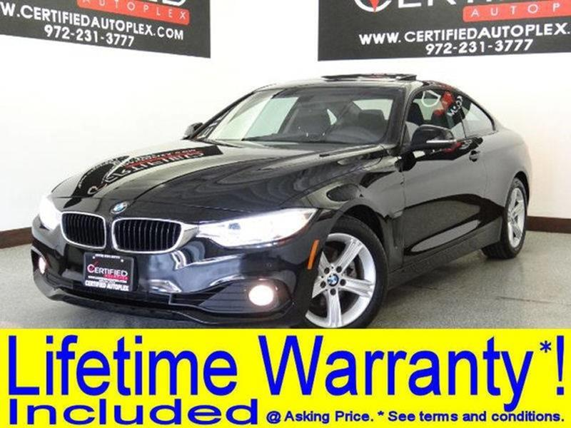 2015 Bmw 4 Series 428i 2dr Coupe Sulev In Carrollton Tx Certified