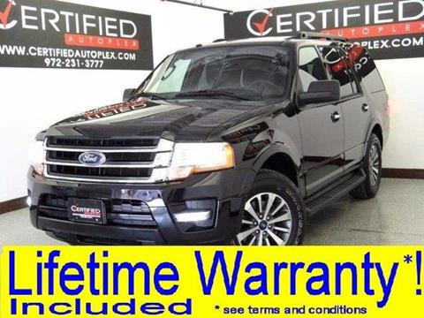 2016 Ford Expedition EL for sale in Carrollton, TX