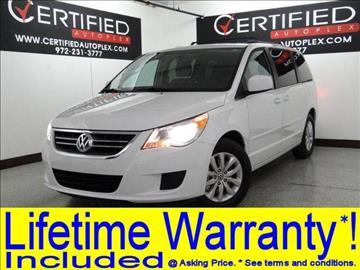 2014 Volkswagen Routan for sale in Carrollton, TX