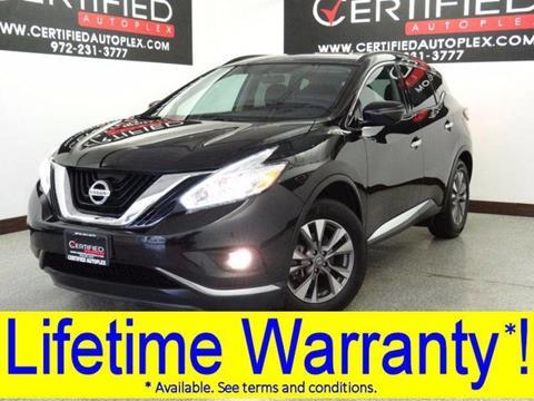 2017 Nissan Murano for sale in Carrollton, TX