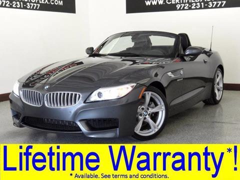 2015 BMW Z4 for sale in Carrollton, TX