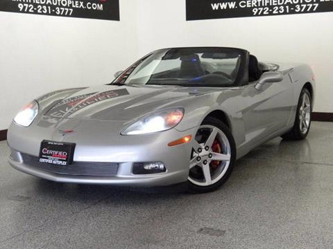 2006 Chevrolet Corvette for sale in Carrollton, TX