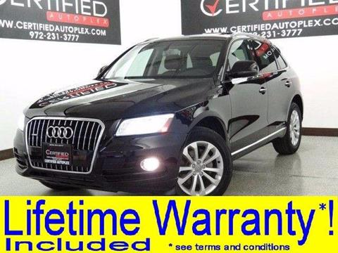 2016 Audi Q5 for sale in Carrollton, TX