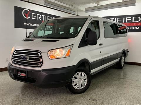 2017 Ford Transit Passenger for sale in Carrollton, TX