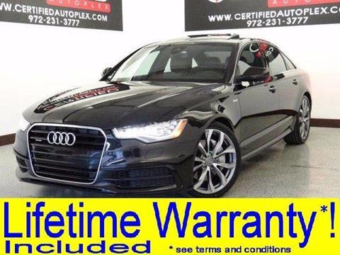 2015 Audi A6 for sale in Carrollton, TX