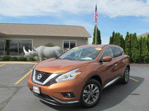 2017 Nissan Murano for sale in Celina, OH
