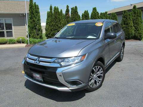 2016 Mitsubishi Outlander for sale in Celina, OH