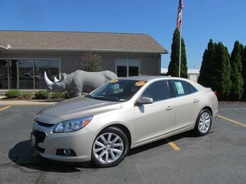 2014 Chevrolet Malibu for sale in Celina, OH