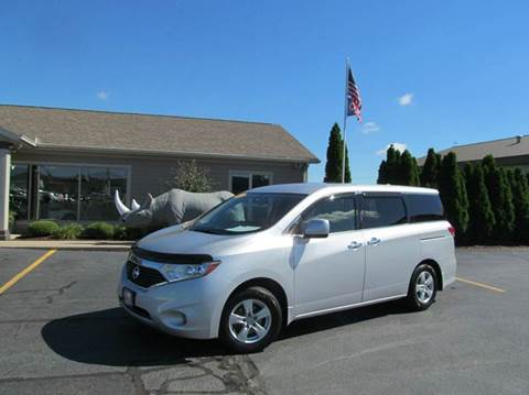 2013 Nissan Quest for sale in Celina, OH