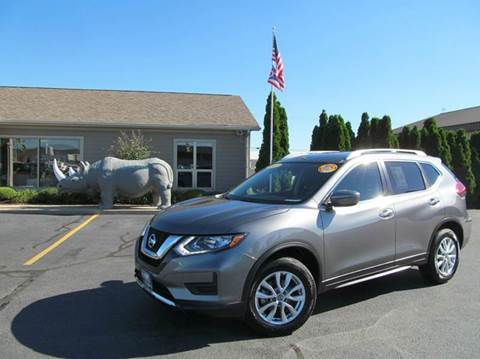 2017 Nissan Rogue for sale in Celina, OH