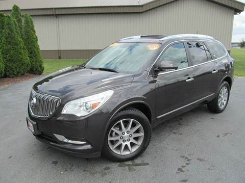 2017 Buick Enclave for sale in Celina, OH