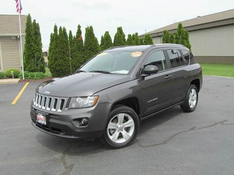 2017 Jeep Compass for sale in Celina, OH