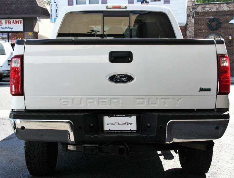 2011 Ford F-350 Super Duty Lariat 4x4 4dr Crew Cab 6.8 ft. SB SRW Pickup - Pompton Lakes NJ