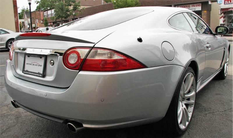 2007 Jaguar XK-Series XK 2dr Hatchback - Pompton Lakes NJ