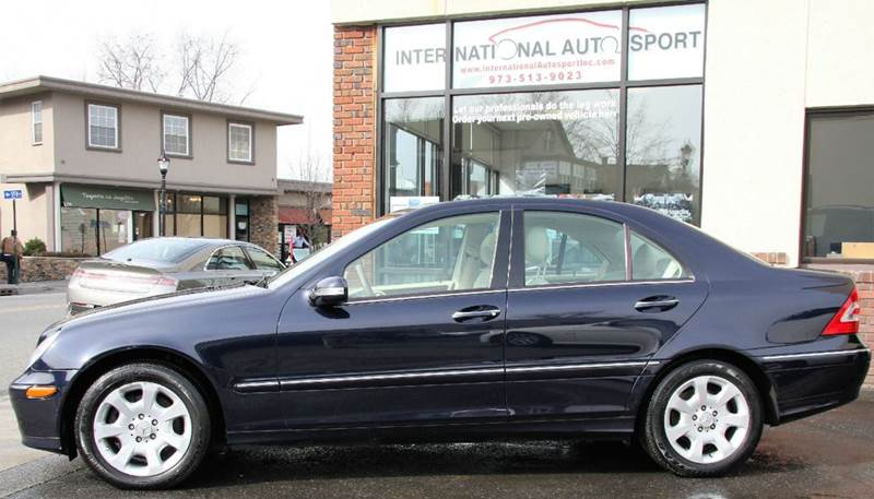 2006 Mercedes-Benz C-Class C 280 Luxury 4MATIC 4MATIAWD 4MATI4dr Sedan - Pompton Lakes NJ