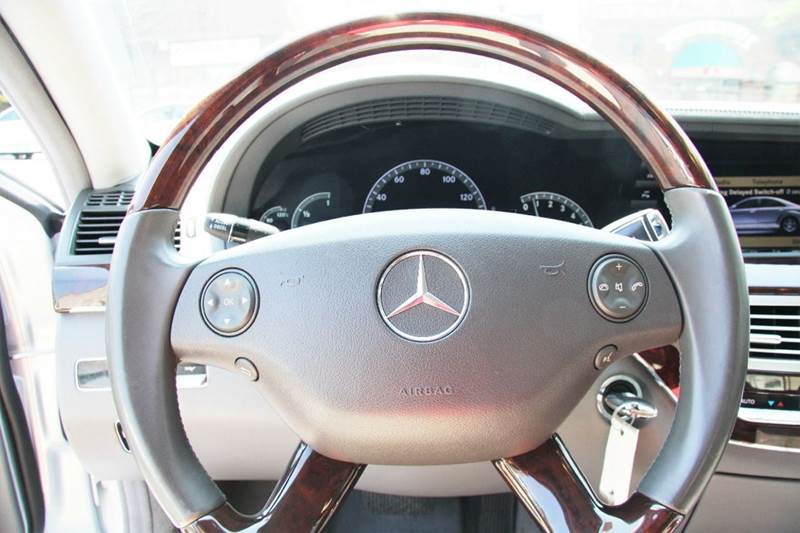 2007 Mercedes-Benz S-Class AWD S 550 4MATIC 4dr Sedan - Pompton Lakes NJ