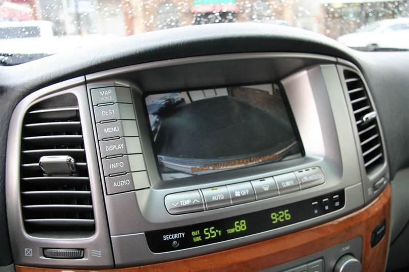 2005 Lexus LX 470 Base 4WD 4dr SUV - Pompton Lakes NJ