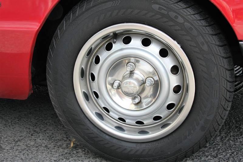 1987 Alfa Romeo Spider Graduate 2dr Convertible - Pompton Lakes NJ
