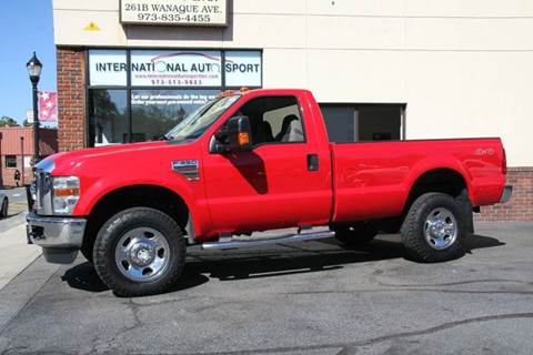 2009 Ford F-350 Super Duty for sale in Pompton Lakes, NJ