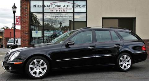 2008 Mercedes-Benz E-Class for sale in Pompton Lakes, NJ