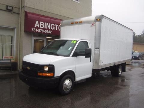 2014 Chevrolet Express Cutaway for sale in Abington, MA