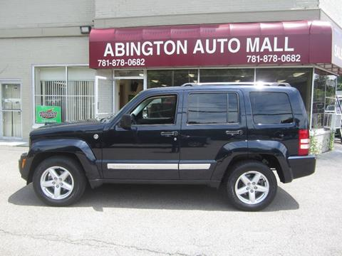 2011 Jeep Liberty for sale in Abington, MA