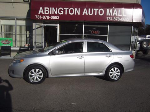 2010 Toyota Corolla for sale in Abington, MA