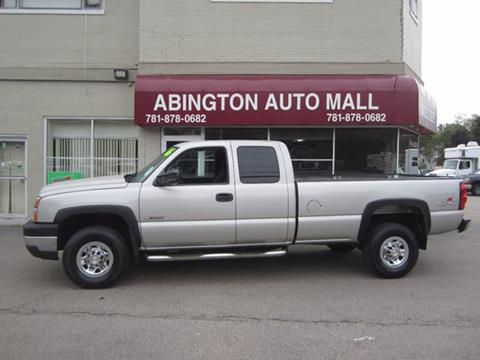 2006 Chevrolet Silverado 3500 for sale in Abington, MA