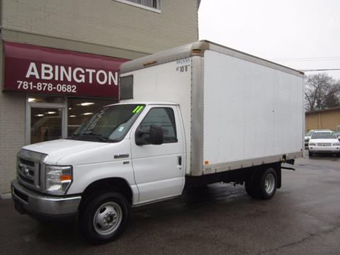 2011 Ford E-Series Chassis for sale in Abington, MA