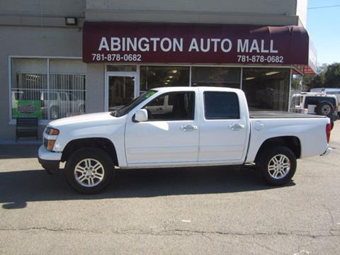 2012 Chevrolet Colorado for sale in Abington, MA