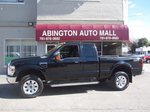 2010 Ford F-350 Super Duty for sale in Abington, MA