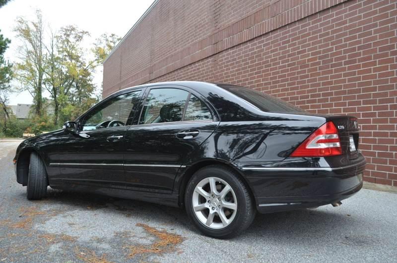 2007 mercedes benz c class c280 luxury 4matic awd 4dr for Mercedes benz alpharetta ga