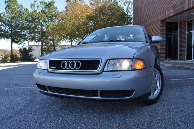 1999 audi a4 2 8 quattro for sale cargurus. Black Bedroom Furniture Sets. Home Design Ideas