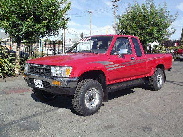 1991 toyota pickup sr5 2dr 4wd extended cab sb in santa rosa ca good stuff auto. Black Bedroom Furniture Sets. Home Design Ideas
