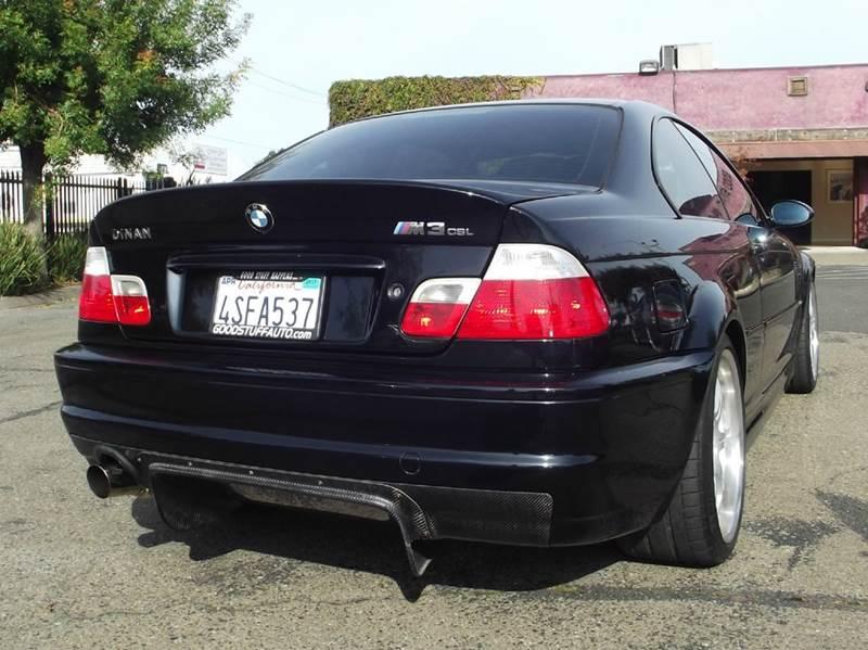 2001 BMW M3 2dr Coupe - Santa Rosa CA
