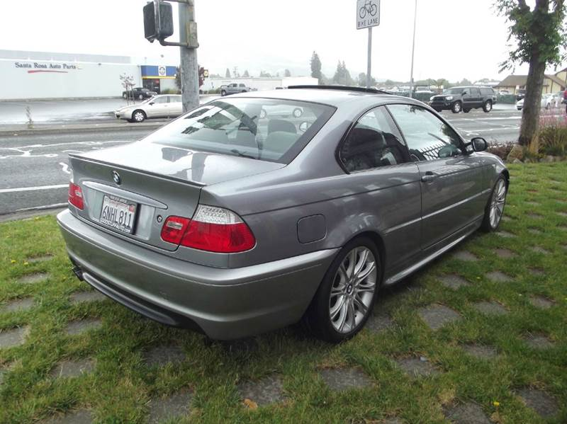 2004 BMW 3 Series 330Ci 2dr Coupe ZHP - Santa Rosa CA