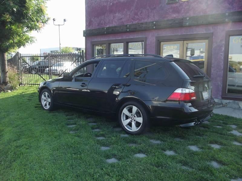 2006 BMW 5 Series 530xi AWD 4dr Wagon - Santa Rosa CA