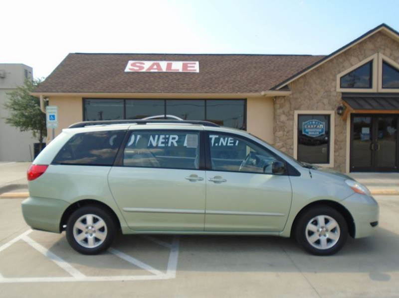 2006 toyota sienna green 200 interior and exterior images. Black Bedroom Furniture Sets. Home Design Ideas