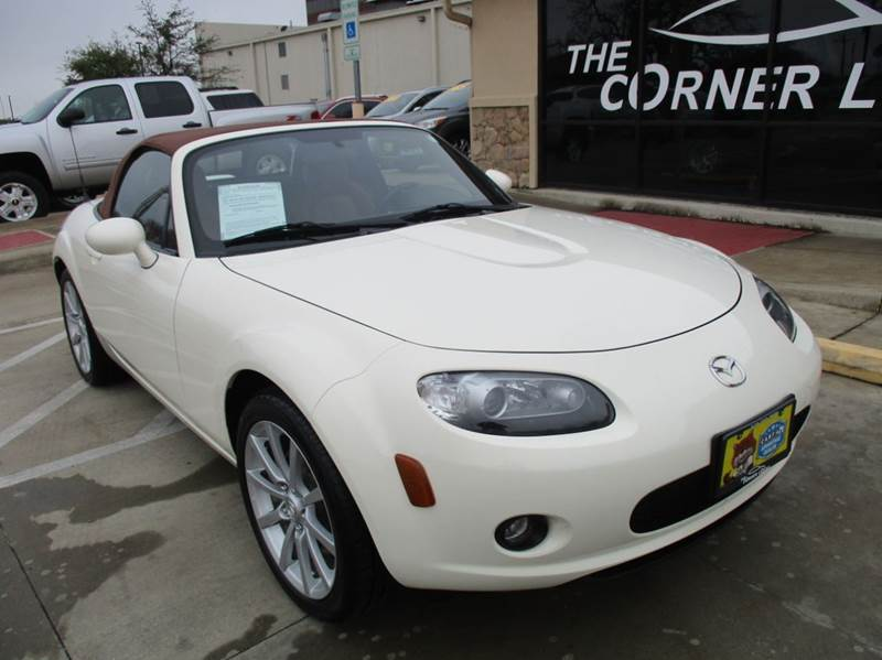 Mazda Mx Miata Rd Generation Limited Dr Convertible In - Mazda net