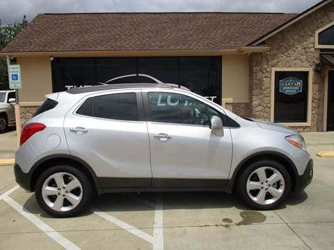 2015 Buick Encore for sale in Bryan, TX
