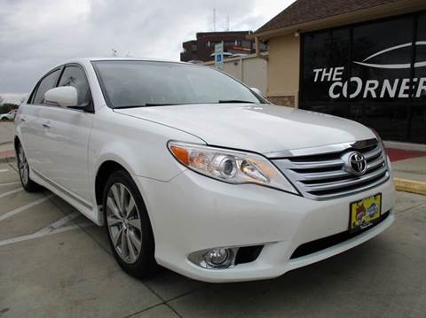 2011 toyota avalon for sale. Black Bedroom Furniture Sets. Home Design Ideas
