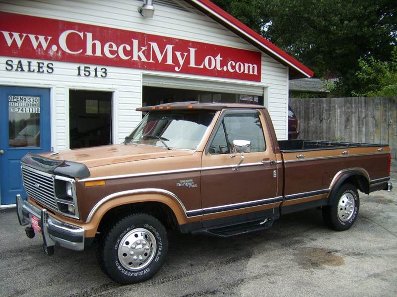 1980 Ford F-100