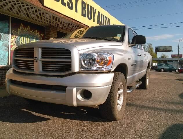 Dodge trucks for sale in mobile al for Mcd motors mobile al