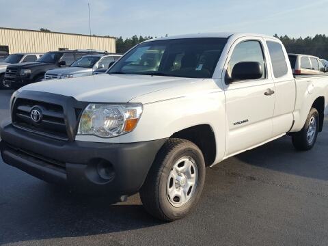 2007 Toyota Tacoma for sale in Moultrie, GA