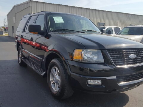 2004 Ford Expedition for sale in Moultrie, GA