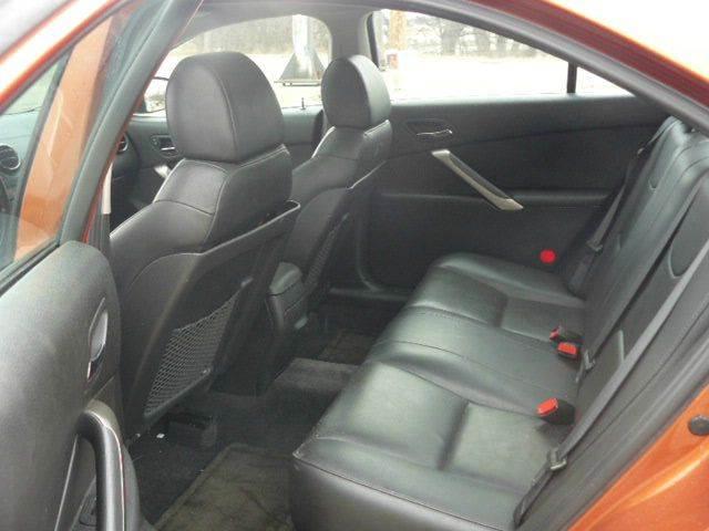 2006 Pontiac G6 GT 4dr Sedan - Montevideo MN