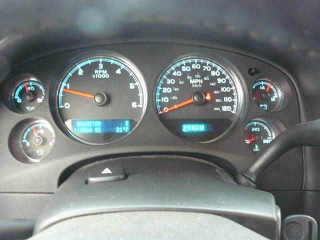 2011 GMC Sierra 1500 4x4 SLT 4dr Crew Cab 5.8 ft SB - Montevideo MN