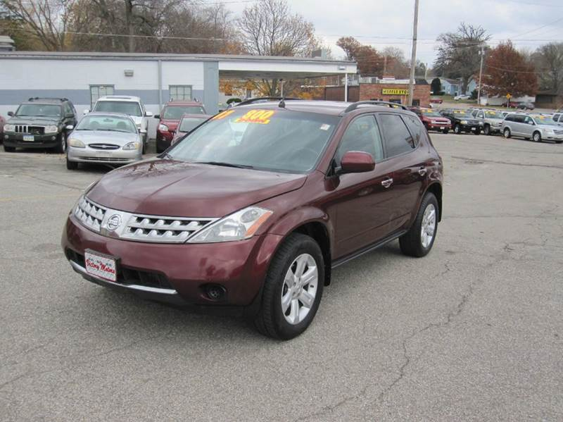 Nissan Murano For Sale In Iowa