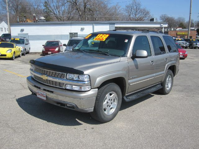 Used 2003 Chevrolet Tahoe 4wd In Cedar Falls Ia At Victory